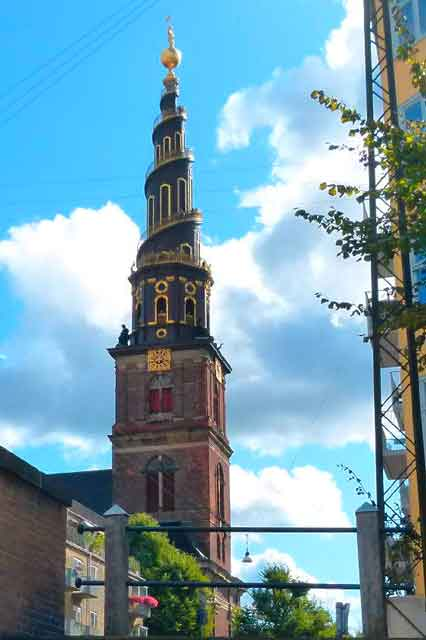 Church of Our Saviour, Copenhagen-Denmark