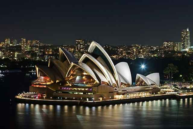 South Pacific Vacations - Australia - Sydney Cityscape