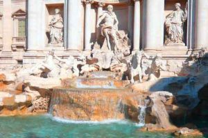 Europe: Trevi Fountain - Rome, Italy